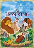 Disney Puzzle The Lion King 1000 Pieces  Yorkshire Jigsaw Store